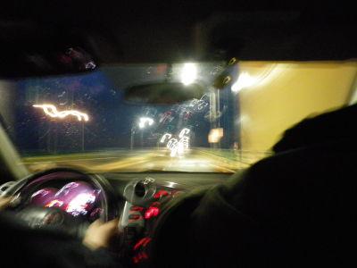 DrivingUpNorth