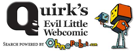 Quirk's Evil Little Webcomic